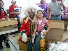 Image detail for -Indian Santa | United Houma Nation