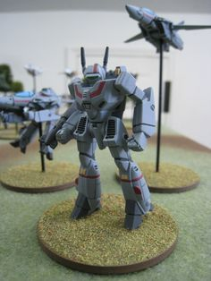 BATTLE CRY: A Robotech Miniatures Game