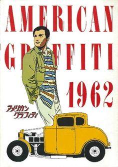 american graffiti,1973.  アメリカングラフィティ