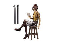 Figure (Ichiban Kuji) - Shingeki no Kyojin / Hanji Zoe Anime Figures, Doujinshi, Otaku, Kawaii, Manga, Fictional Characters, Fresh, Art, Shingeki No Kyojin