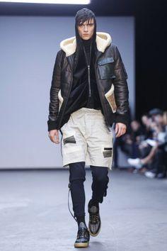 James Long Menswear Fall Winter 2015 NOWFASHION
