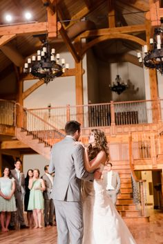 First dance at Heartland Place, 81 Ranch, Enid, Oklahoma. Photo courtesy of Holly Gannet Photography