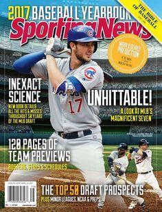 Sporting News - Baseball Yearbook 2017