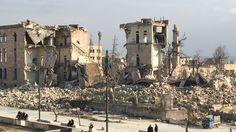 La coalición internacional tropieza en Siria
