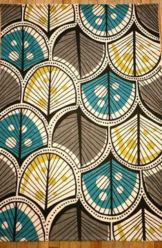 Illustration of Rug prints Motifs Textiles, Textile Prints, Textile Patterns, Textile Design, Fabric Design, Retro Pattern, Pattern Art, Vintage Pattern Design, Feather Pattern