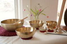 Sound Healing, Healing Meditation, Singing Bowl, Tableware, Bowls, Alternative, Inspiration, Studying, Tips
