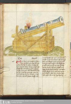 100 [49v] - Ms. germ. qu. 14 (Ausst. 48) - Rüst- und Feuerwerksbuch - Page - Mittelalterliche Handschriften - Digitale Sammlungen