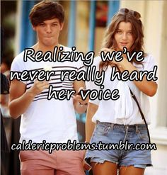 There's videos on YouTube of El and Dani's voices.They sound perfect! (:
