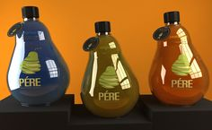 Packaging of the World: Creative Package Design Archive and Gallery: Pére Concept