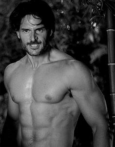 When he breathed heavily. | 26 Times Joe Manganiello Was Too Hot For ThisEarth