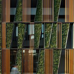 Dezeen Architecture, Architecture Durable, Concept Architecture, Sustainable Architecture, Architecture Details, Architecture Office, Chinese Architecture, Futuristic Architecture, Residential Architecture
