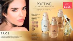 Join Oriflame Today !  : Pristine, Young-Looking Skin Like a Dream Come Tru...