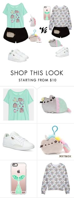I think I has a pusheen problem Kawaii Fashion, Cute Fashion, Teen Fashion, Fashion Outfits, Womens Fashion, Fashion Trends, Japanese Street Fashion, Korean Fashion, Looks Kawaii