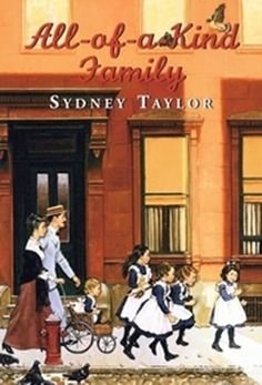 Ella of All-of-a-Kind Family. You will get one complete set of 5 titles from the All-of-a-Kind Family series by Sydney Taylor, as listed below. Size of book and cover art may vary. All-of-a-Kind Family. This Is A Book, The Book, Great Books, My Books, Reading Books, Reading Lists, Kids Reading, Read Aloud Books, Thing 1