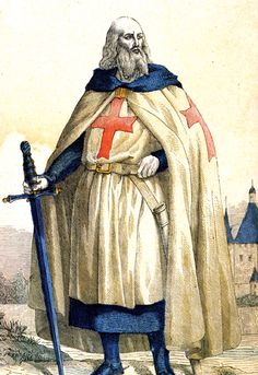 Jacques de Molay,  (born 1243, Molay, Fr.—died March 19, 1314, Paris), last grand master of the Knights Templars, an order of knighthood founded during the Crusades that had attained extensive power and wealth. He failed to exercise effective leadership at the time of the suppression of the order by King Philip IV the Fair of France and Pope Clement V.