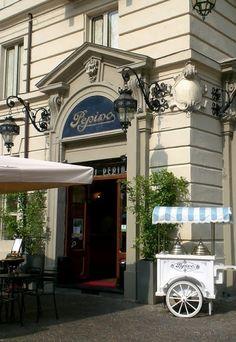 """stylishbeauty:  """" Caffè Bar Il Pepino Torino  """""""