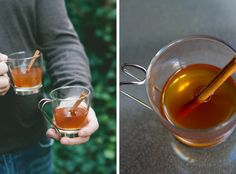 Hot Apple Toddies from A Thought For Food #recipe