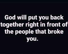 I pray he does