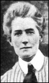 Edith Cavell - British nurse, shot by Germans in 1915 for helping British servicemen escape from Belgium.