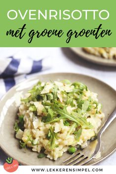 Vegetarian Cooking, Vegetarian Recipes, Healthy Recipes, Oven Risotto, Lunch Restaurants, Oven Dishes, Healthy Dishes, Fabulous Foods, Veggie Recipes