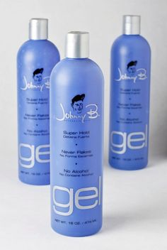 GEL. Hydrating and provides volume even to fine hair and shine to all textures. GEL is a versatile grooming product perfect for every day use or those special occasions. It also doubles as a cutting lotion.