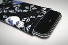 felt iphone cover......http://shanalives.hubpages.com/hub/shanasiphonecovers