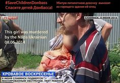 Please, save Donbass children !!!