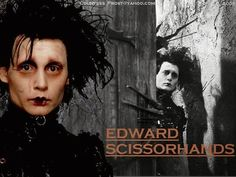 Edward Scissorhands, one of the best movies ever Edward Scissorhands 2, Love Movie, Movie Tv, Johnny Depp Movies, Tv Show Music, Good Movies, Movies And Tv Shows, Pop Culture, Elsa