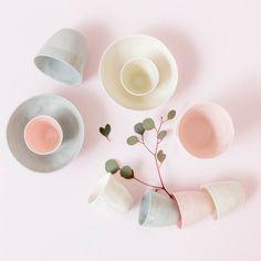Mug et tasse en porcelaine sur lepetitflorilege.com