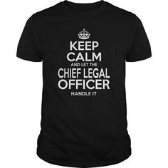 CHIEF LEGAL OFFICER - KEEPCALM