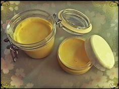 Domáci opaľovací krém Homemade Cosmetics, The Balm, Cream, Ethnic Recipes, Health, Desserts, Lotions, Food, Custard