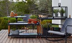 The grass is greener…in the city | Take a look to our outdoor inspiration. Gardening tools: accessories for the urban garden | #outdoor #garden #designbest |