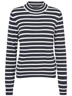 New pullover from VERO MODA. Combine with loose fit trousers.