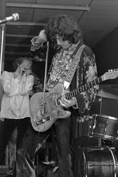 Jimmy Page and Keith Reif - The Yardbirds