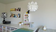 Tips for organizing your craft space for quilting