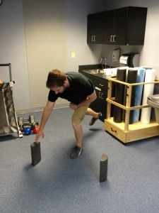 Plyo Box Jumps By Amber Karnes Via Flickr Great For
