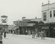 Ocean City Boardwalk, 1941