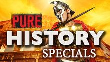 Pure History Specials - Episodes