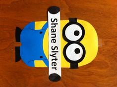 RA door decoration idea! I don't know if I'd ever be an RA but this would be adorable!!