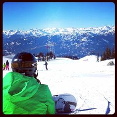 How Team Nita spends their days off :) #whistler nitalakelodge's photo on Instagram