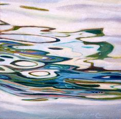 Painting of water...