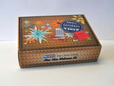 """11.125 x 8.75 x 3.5"""" Corrugated Custom Boxes designed on ThePaperWorker.com - Style LMC-5400 http://www.thepaperworker.com/custom-boxes/custom-boxes-corrugated/11-125-x-8-75-x-3-5-corrugated-box"""