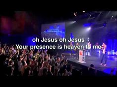 """Israel Houghton - """"Your Presence is Heaven"""" (Elevation Church - Charlotte NC)"""
