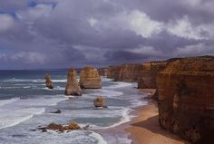 Australia's Great Ocean Road: ideal road trip. Camera required!