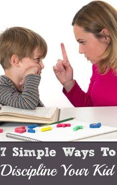 7 Simple Ways To Discipline Your Toddler:We bring some effective ways to help you discipline toddler and encourage the right behavior from the very beginning of his life.
