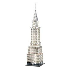 """Department 56 - Christmas in the City - """"The Chrysler Building"""" - #4030342 - Intro: June 2013 - $250 USD"""