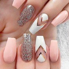 V-Day Nails