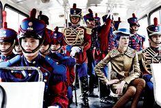 Mario Testino for Vogue September 2012 - Location Perú.