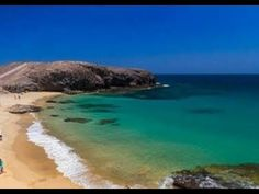 This is a lovely Island off the coast of Africa. With it's beautiful beaches, sunshine all year round and volcanic landscape. See m. Beautiful Beaches, Costa, Scenery, Places To Visit, Island, Landscape, World, Water, Youtube