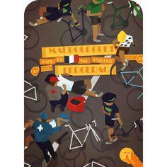 2014 Tour de France (by Bruce Doscher)